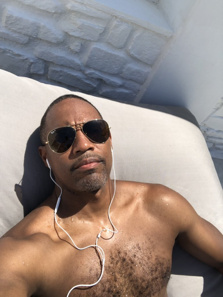 By the #pool in #greece Soaking up #solarenergy to #recharge for #greysanatomy & #station19