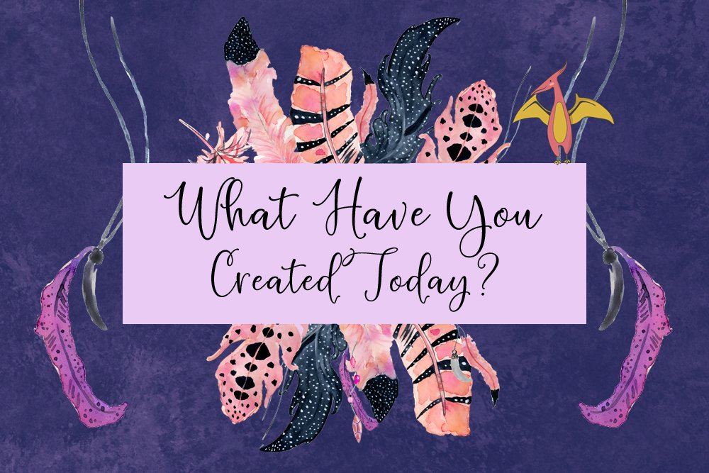 RT @MaraAmberly: What have you created today? #craft #crafting #crafts #designs #design #graphicdesign #creative https://t.co/8YvZRIV9dU