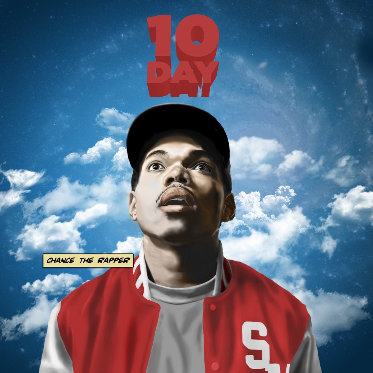 Chance The Rapper's mixtapes '10 Day' and 'Acid Rap' will be available on all streaming platforms at midnight