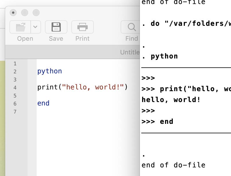 Dsge Python