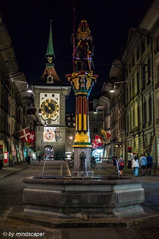 Good Night Berne From Kramgasse #zähringerbrunnen #zytglogge #night #summernight #goodnight #guetnacht #gutenacht #berne #bern #bernpictures #bern_pictures #igersbern #_bernstagram_  #iloveswitzerland #ilovebern #leicaswitzerland #leicam #leicacamera #leicainternational