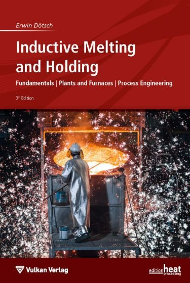 """REMINDER: Dr. Erwin Doetsch will be at our booth B42 in hall 10 at 11 a.m. and 3 p.m. to sign his classic book """"Inductive Melting and Holding"""". If you would like to take a signed copy home with you, we look forward to your visit.#savethedate #GIFA2019 #ENTERABP #THERMPROCESS"""