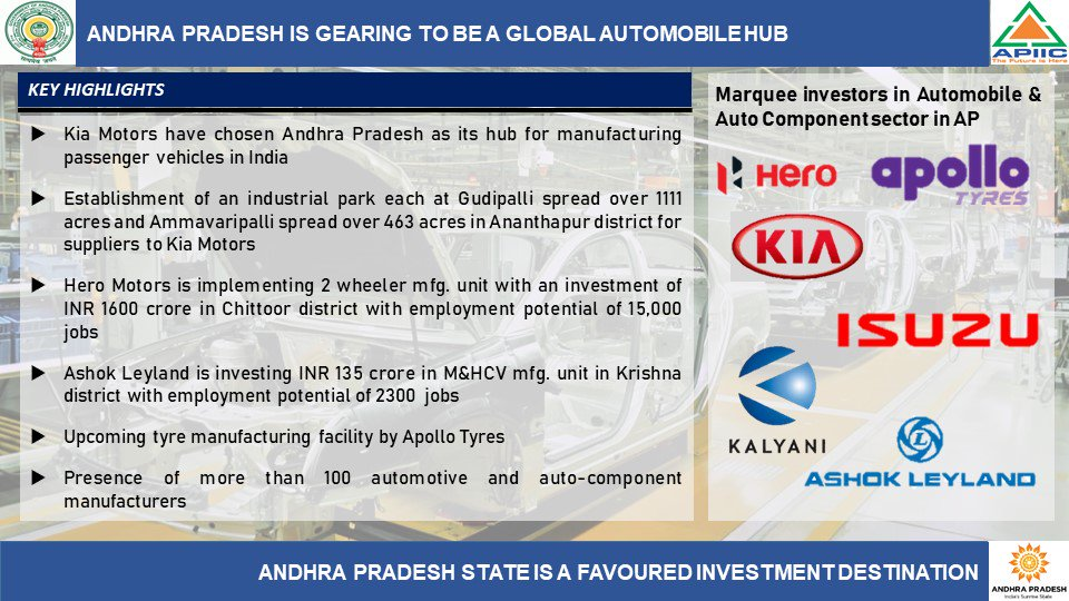 AP Industrial Infrastructure Corporation (@ApiicOfficial) | Twitter