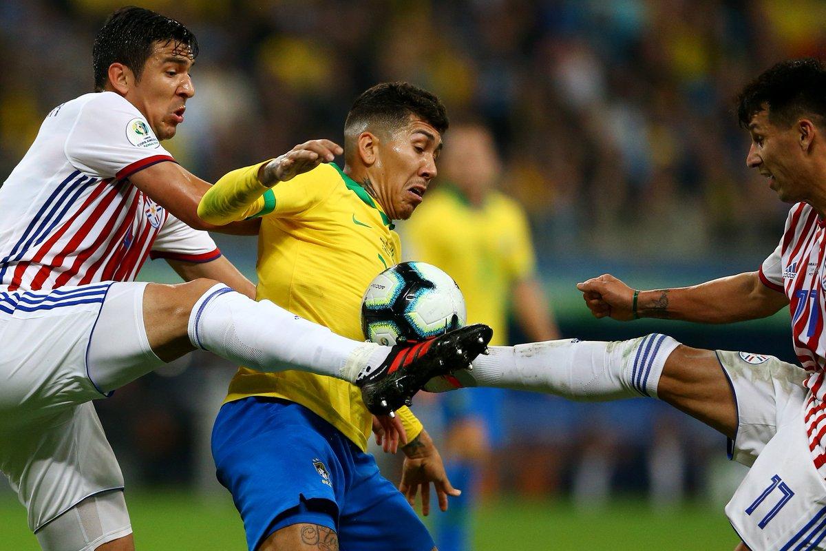 КА. Бразилия - Парагвай 0:0 (пен. 4:3). Фаворит со скрипом вышел в полуфинал - изображение 4