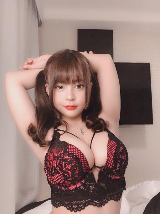 AV女優夕美しおんのTwitter自撮りエロ画像30