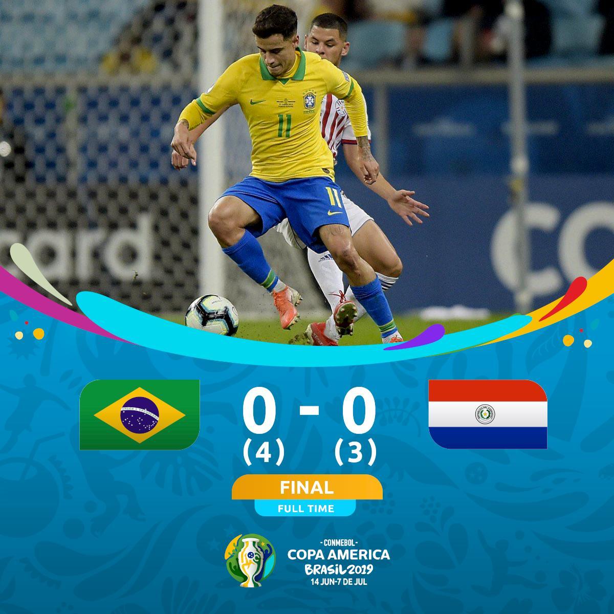 Brésil-Paraguay