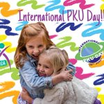 Image for the Tweet beginning: Celebrating International PKU Day!! @PKU_Day