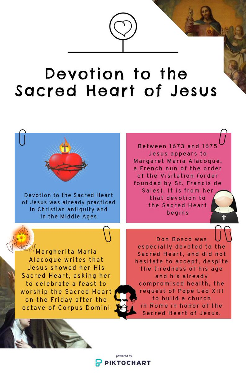 Devotion to the #SacredHeart of Jesus https://t.co/ivKYIMkU3D