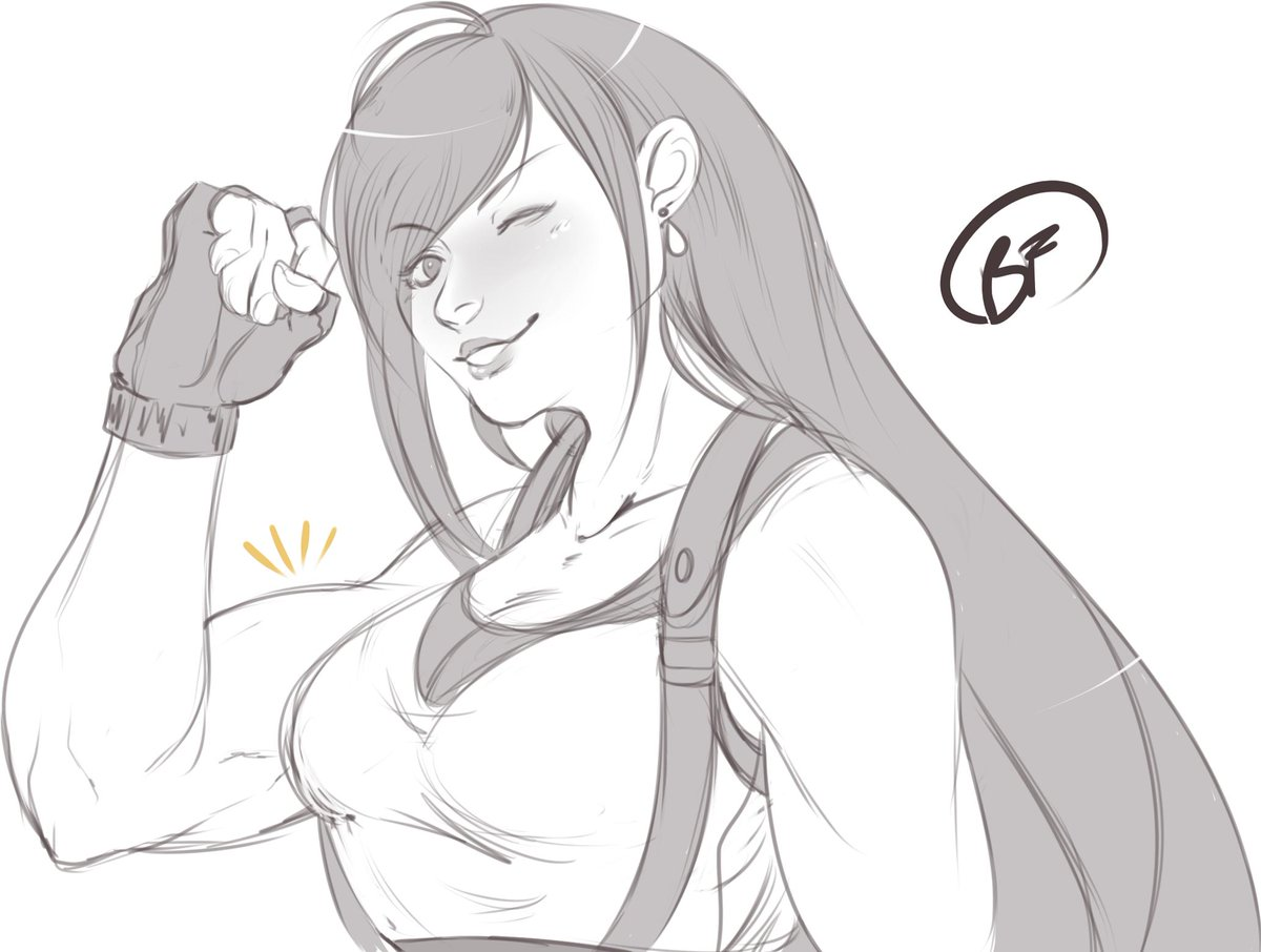 (clears throat directly into mic) Give me punchy wife biceps or give me death.
