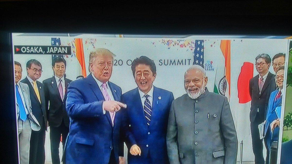 日米印首脳会談 モディ首相 サミット トランプ インド太平洋に関連した画像-03