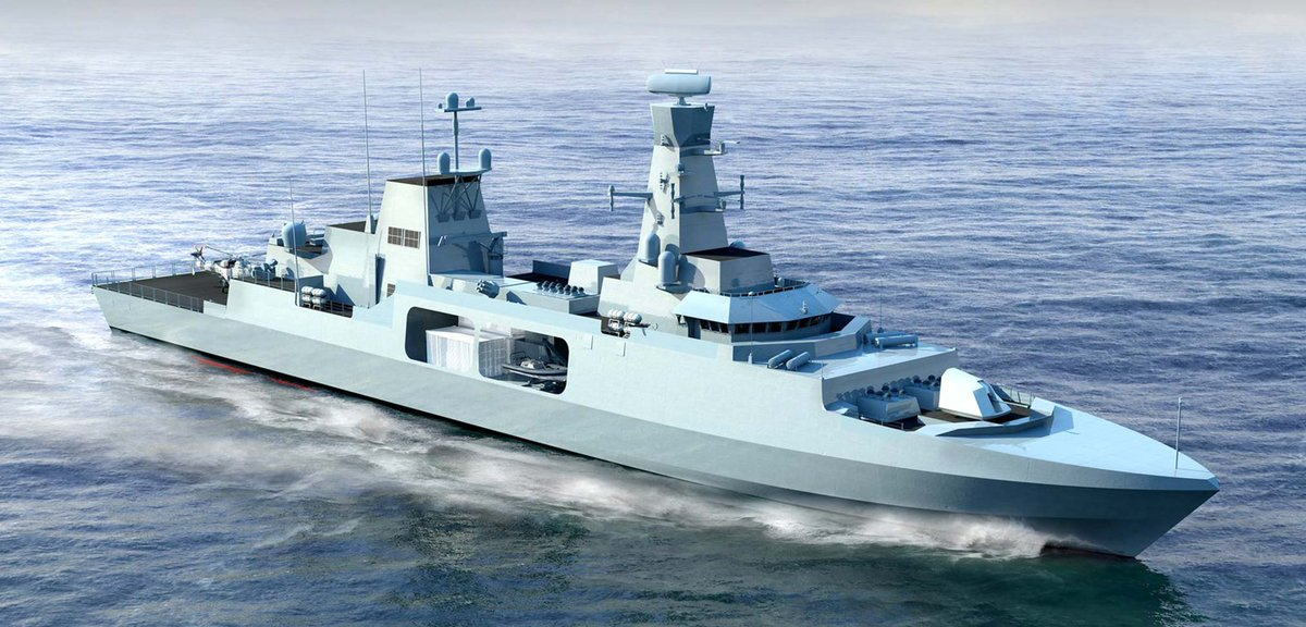 Type 31 General Purpose Frigate [News Only] - Page 237 - UK Defence