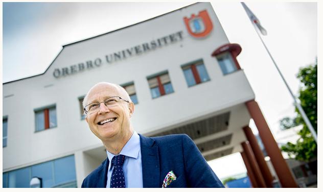 Örebro universitet högt i världsrankning - på plats 74 i Times Higher Educations rankning av unga universitet. https://www.oru.se/nyheter/orebro-pa-plats-74-av-varldens-unga-universitet/…