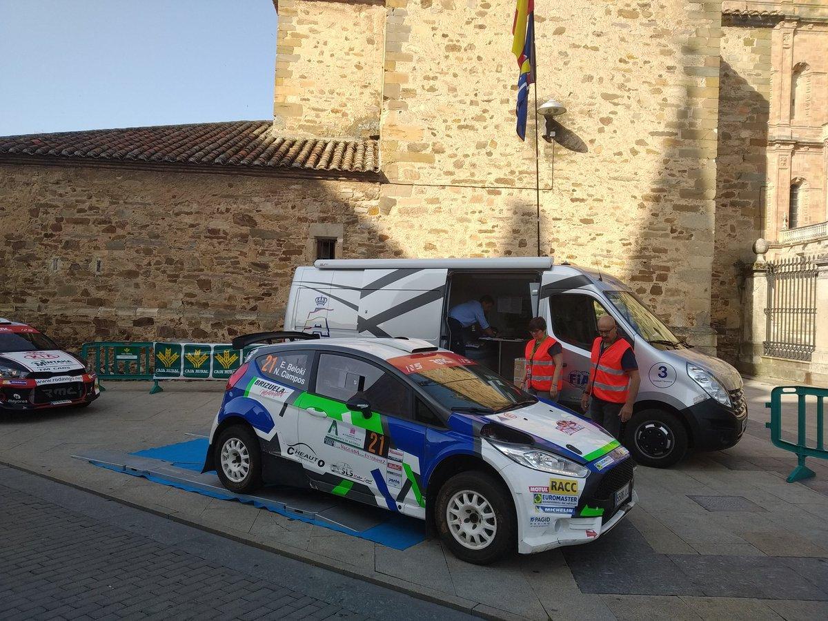 SCER + CERT: III Rallye de Tierra Ciudad de Astorga [28-29 Junio] D-Iib0uW4AE306m