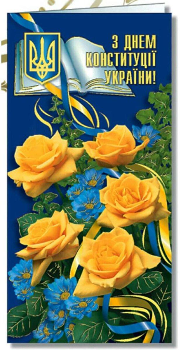 выхухоль день конституции украины открытка казаков, поэтому дали
