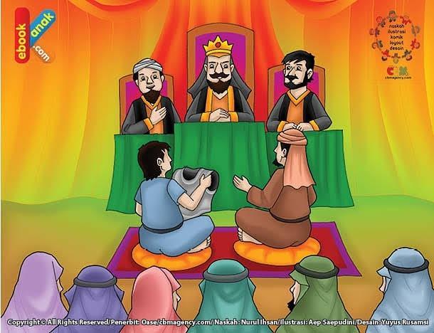 ALI VS YAHUDI Tuan dan Puan, masih ingatkah kisah Khalifah