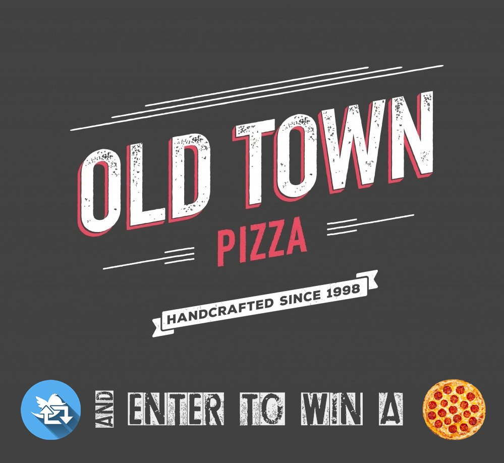 Free Pizza Friday.  'RETWEET' and ENTER to WIN an Old Town Pizza. #FreePizzaFriday <br>http://pic.twitter.com/9rH0PM23p0