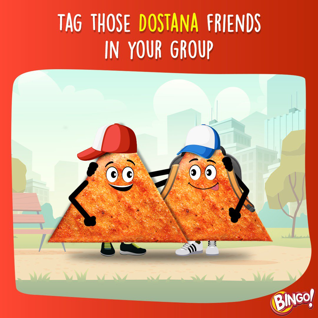 tu hai toh I'll be alright #bingo #dostana #friends #madness