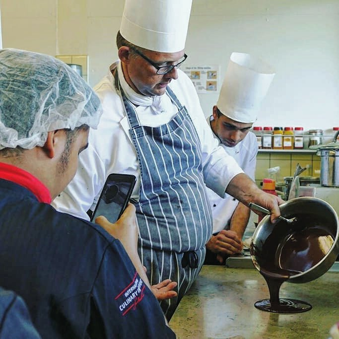 You have to decide whether a culinary [or] undergraduate education is a right fit for you.  #imiswitzerland #top #wow #swiss #education #pendidikan #hospitalityschool #hospitality #tourism #hotel #events #culinary #management #international #pastry #tataboga #patiserie