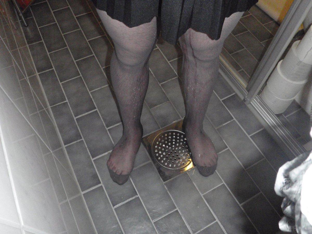 Mmmmm so nice to pantyhose peeing.