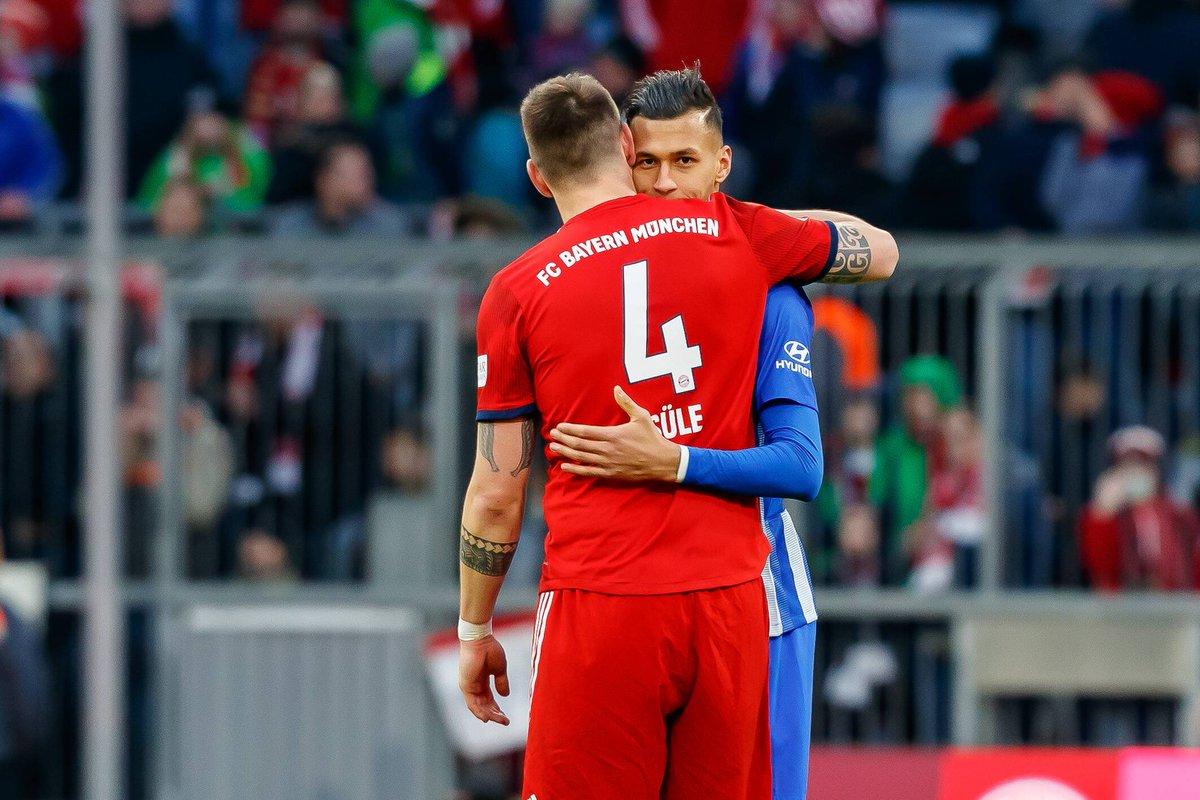 Fc Bayern Munchen على تويتر Fussball Hauptstadt