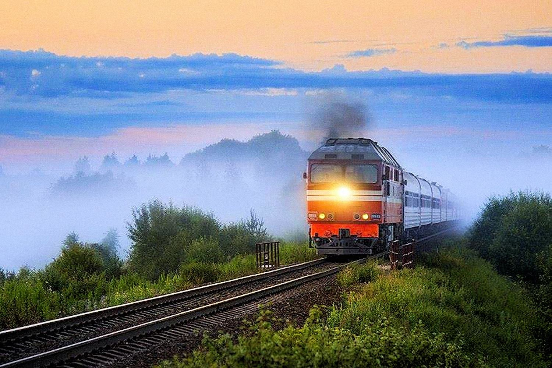 Картинки железные дороги россии, онлайн прикольные