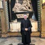 Image for the Tweet beginning: The Chaplain's @wabbey address this