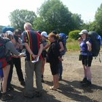Image for the Tweet beginning: Group 4 DofE group from