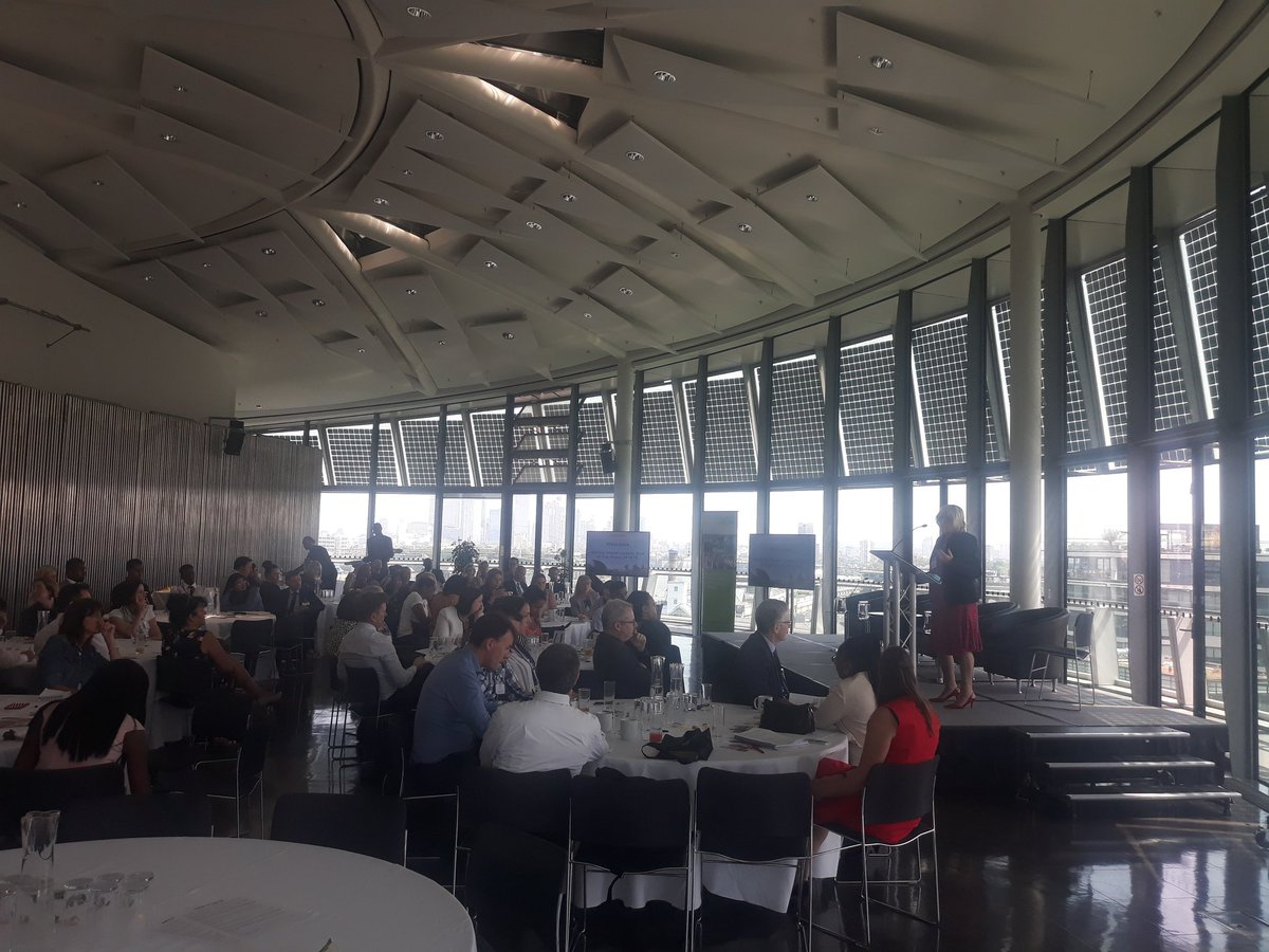 Its a glorious sunny day here @MayorofLondon office for the wrap up event of our third cohort of #GettingAheadLondon
