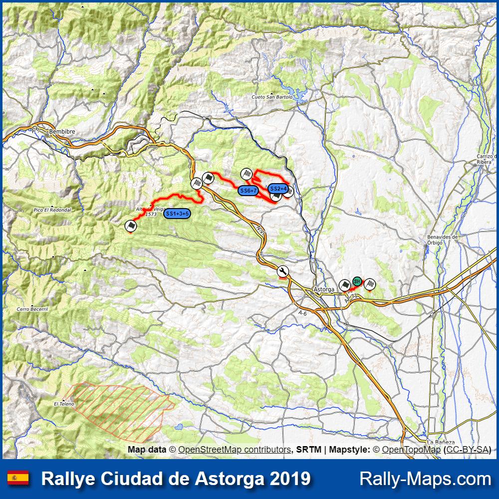 SCER + CERT: III Rallye de Tierra Ciudad de Astorga [28-29 Junio] D-JxYSRWkAQCp_E