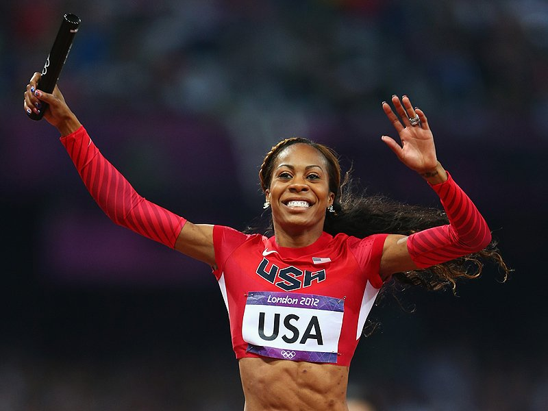 Did You Know?  @SanyaRichiRoss is the fastest American woman in history at 400 meters! 🏃🏾♀️💨👋🏾🥇  Join her on Aug. 3rd at #ReclaimingYouthSports19!    Secure spots for a young athlete, coach, or parent here 👇https://reclaimyouthsports19.eventbrite.com