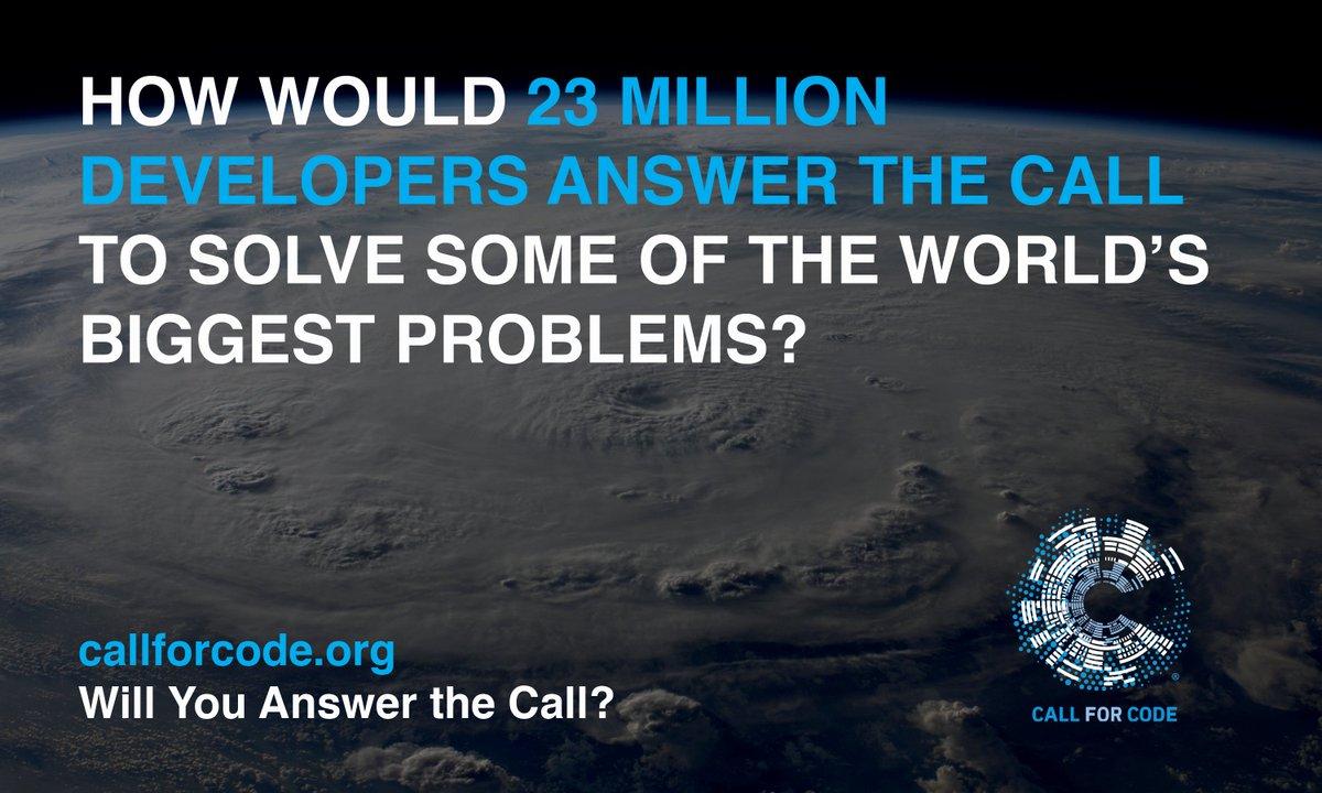 Call for Code 2019 Global Challenge