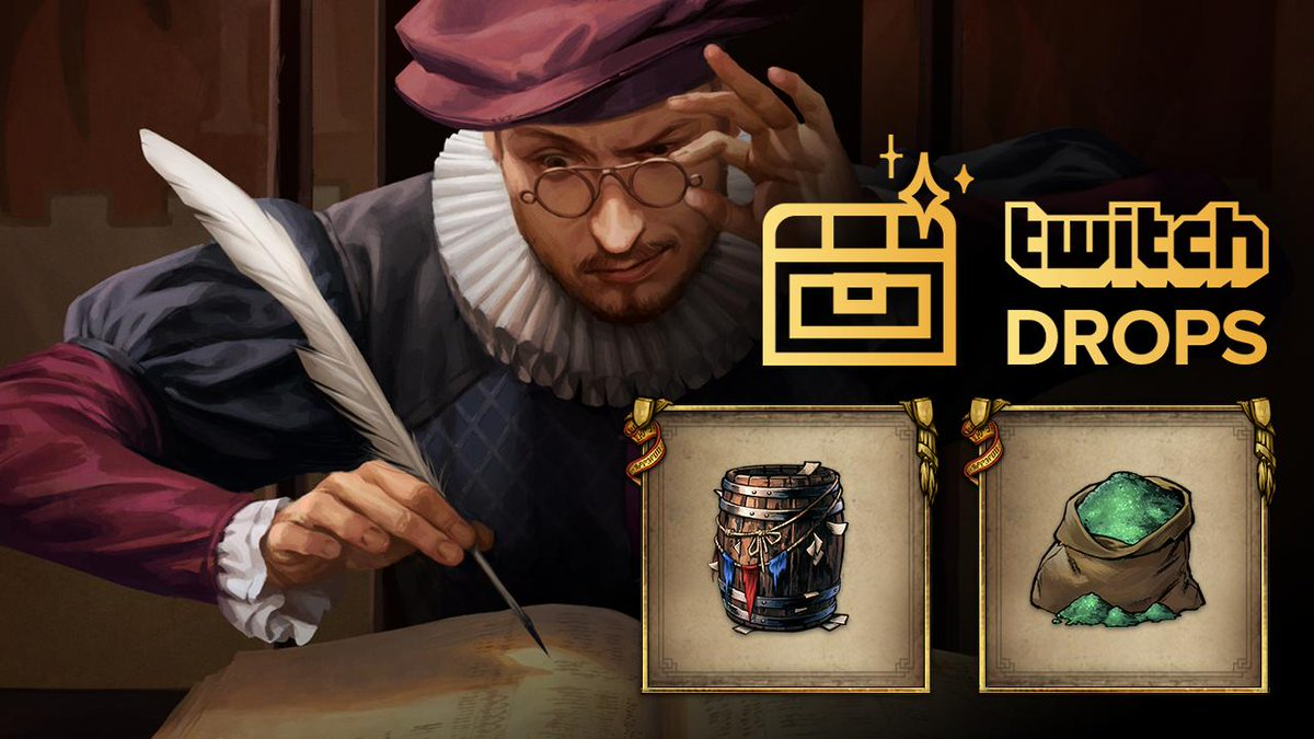 "GWENT on Twitter: ""Unfortunately, GWENT Twitch Drops are available ..."