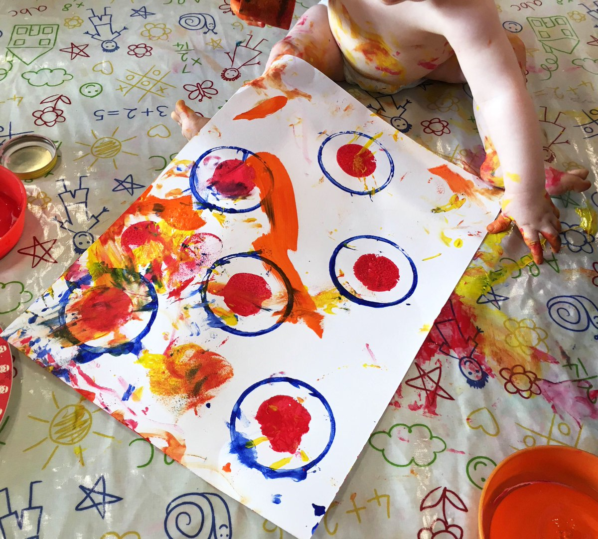 More on the project 'Art at the Start' improve a child's wellbeing? https://t.co/EV1zUuHEyv @hellosephine @ArtattheStart1 @onedundee @UoDPsychology @DCAdundee #researchmatters #connect #engage #ISSR2019 https://t.co/3SLMduLJWq