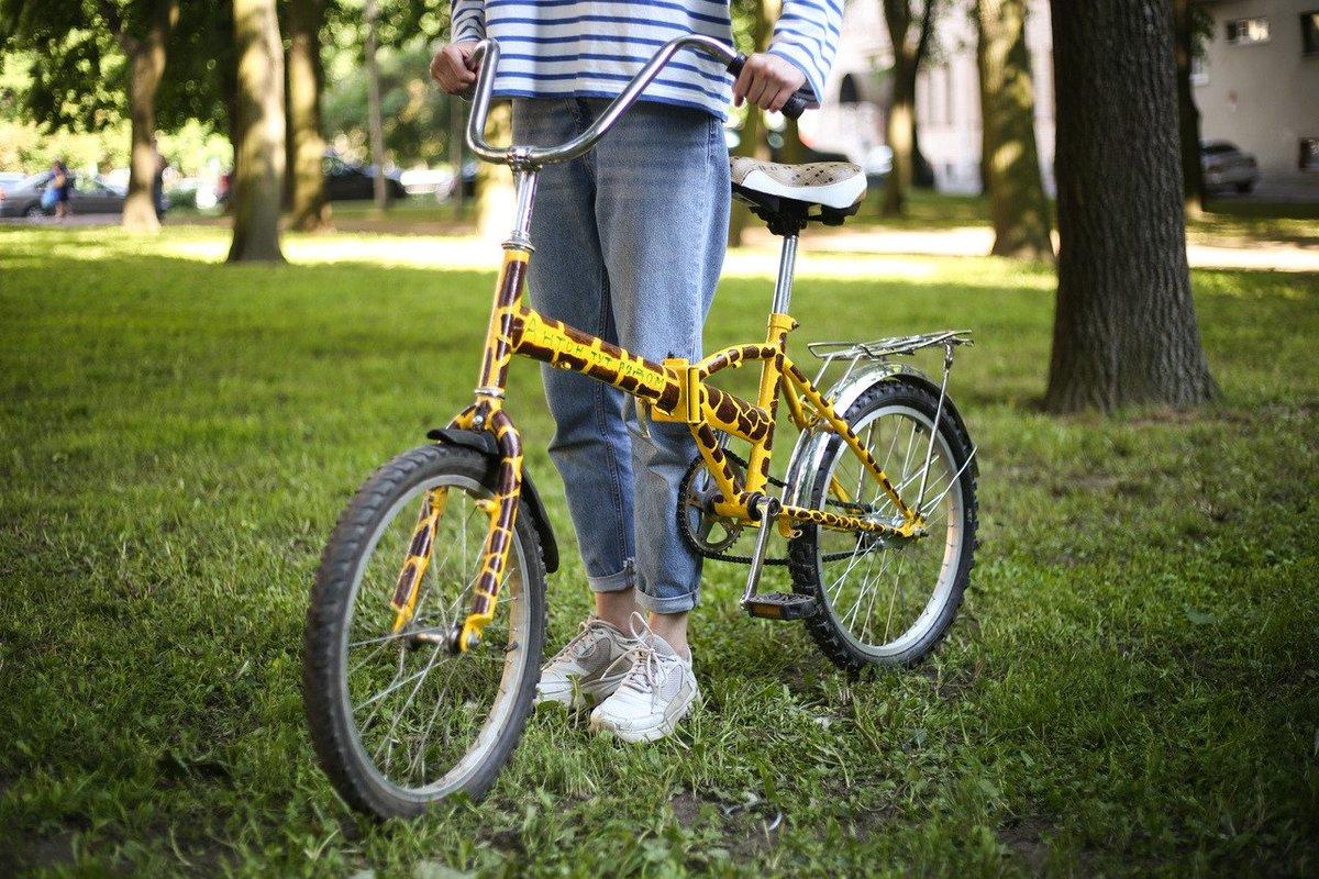 нарядной хочу велосипед картинки связанные