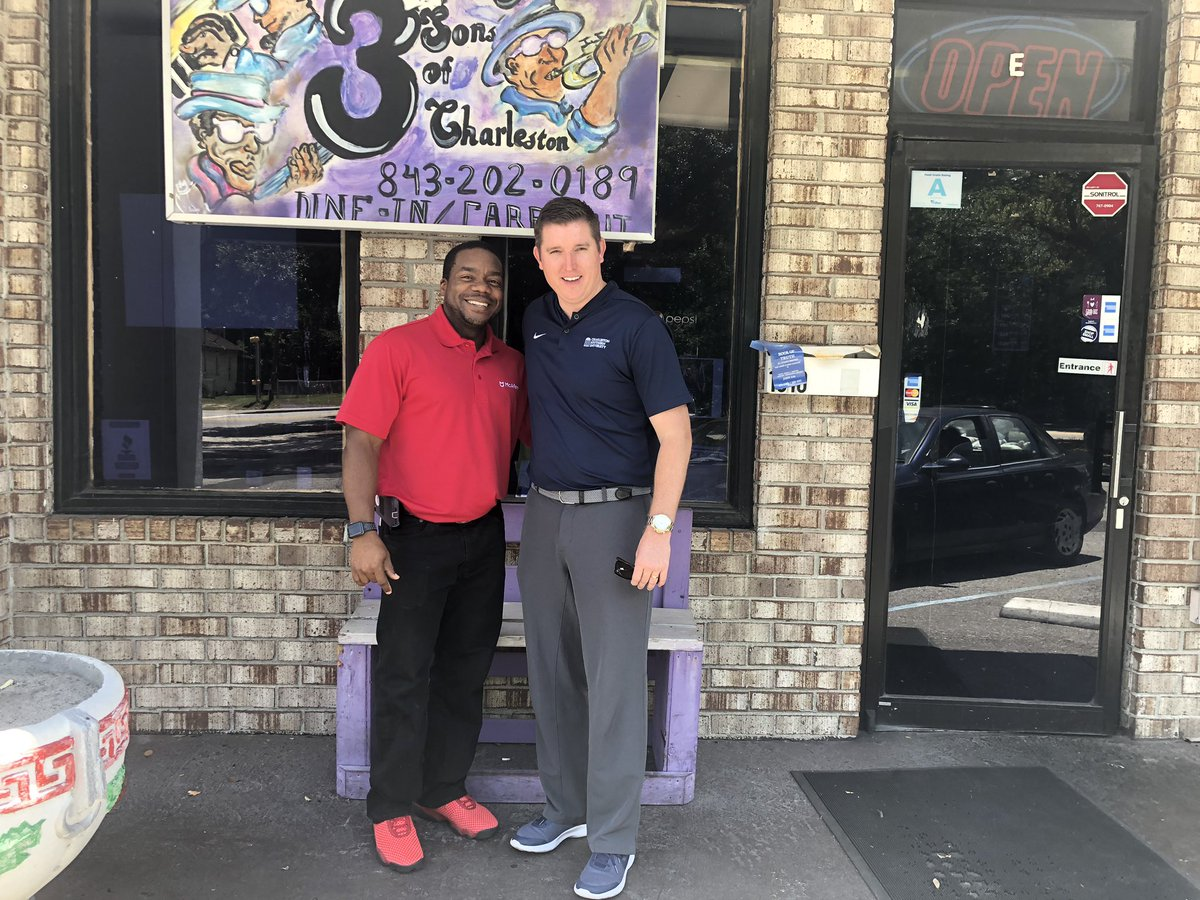 So thankful for @MTSOC2014 and the support they provide @csusports. Great visit today!   If you want some great food-check them out!   @CSUFB @CSUBUCCLUB appreciates you very much!