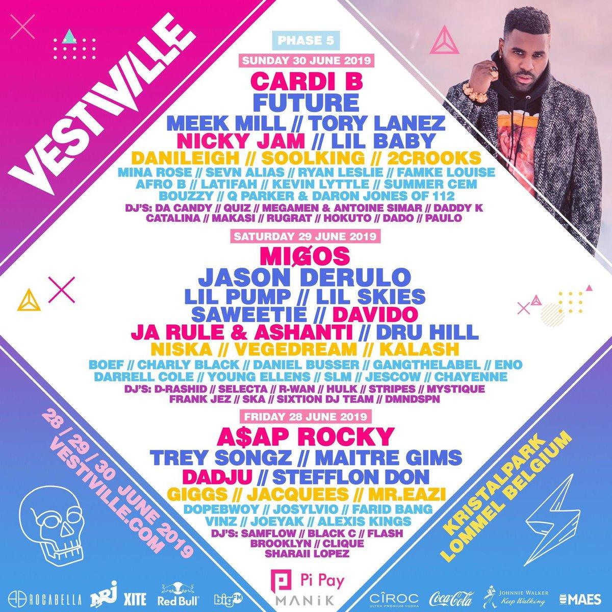 Belgium's VestiVille Festival is Fyre Festival: Europe