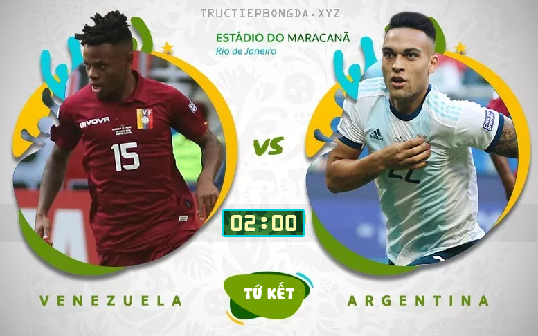 Xem lại: Venezuela vs Argentina