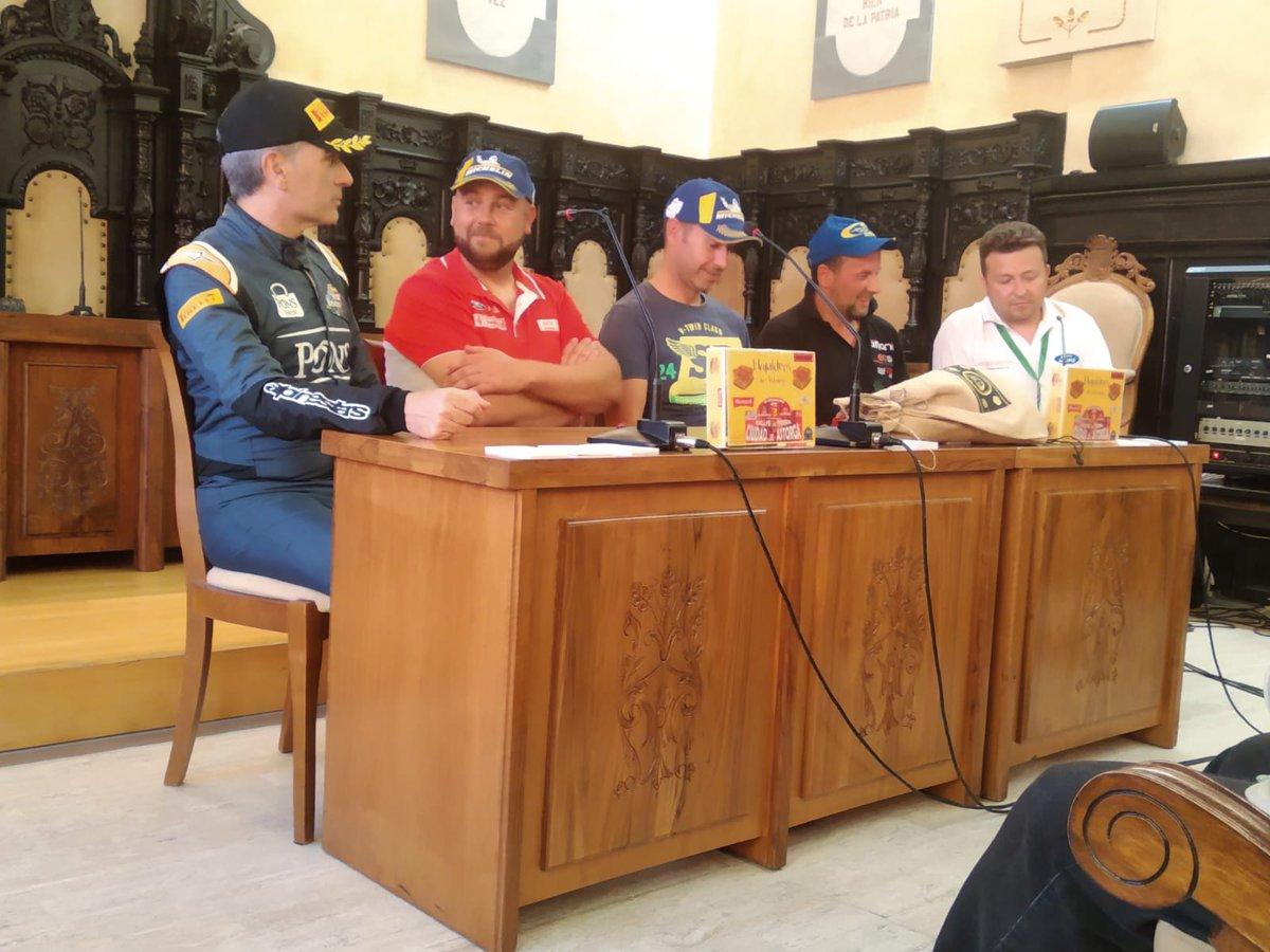 SCER + CERT: III Rallye de Tierra Ciudad de Astorga [28-29 Junio] D-KxR3GXYAAL2iG