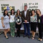 Image for the Tweet beginning: #FBGA2019 No último dia promovimos