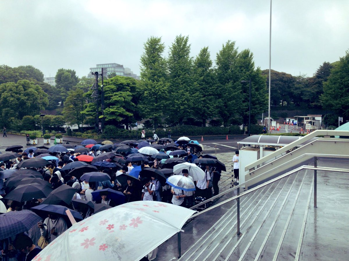 水瀬 いのり 武道館