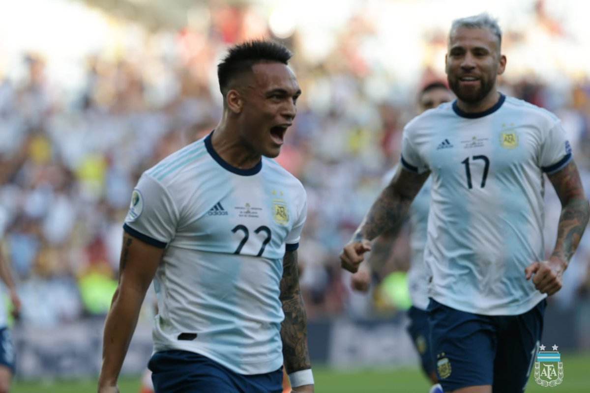 Argentina vs Brasil, Lautaro