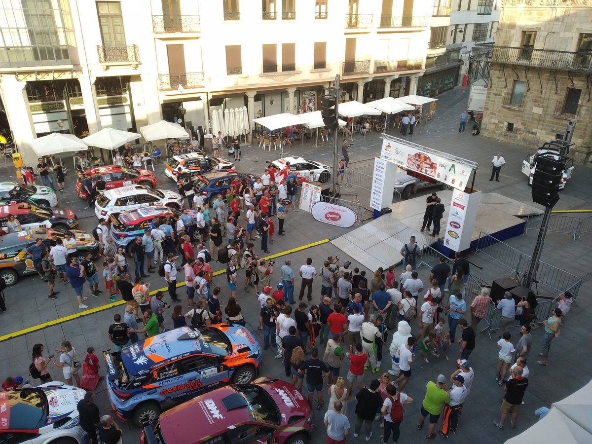 SCER + CERT: III Rallye de Tierra Ciudad de Astorga [28-29 Junio] D-LDN3lXoAAgV9i