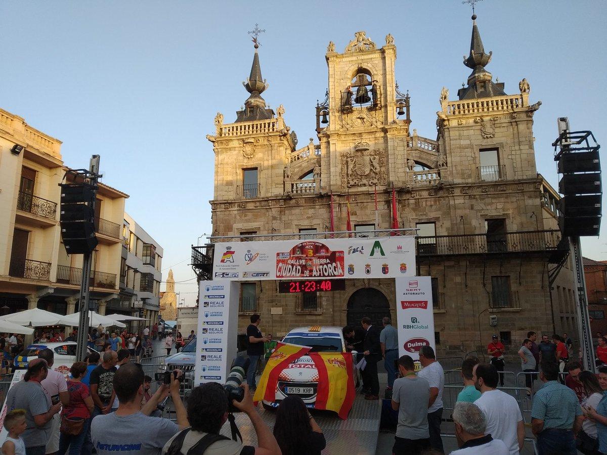 SCER + CERT: III Rallye de Tierra Ciudad de Astorga [28-29 Junio] D-LDRPrXoAADrXb