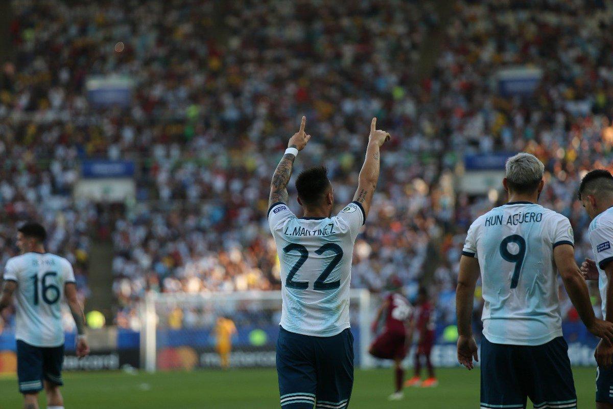 Копа Америка. Венесуэла - Аргентина 0:2. Пробуждение гиганта - изображение 2