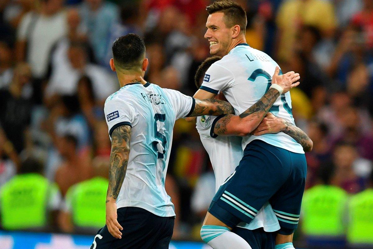 Копа Америка. Венесуэла - Аргентина 0:2. Пробуждение гиганта - изображение 3