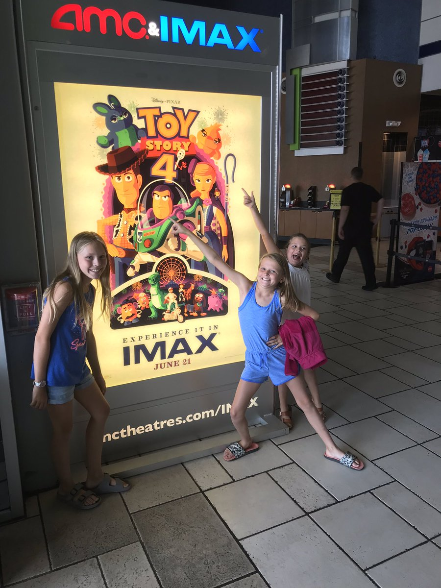 Toy Story 4 was Awesome!!