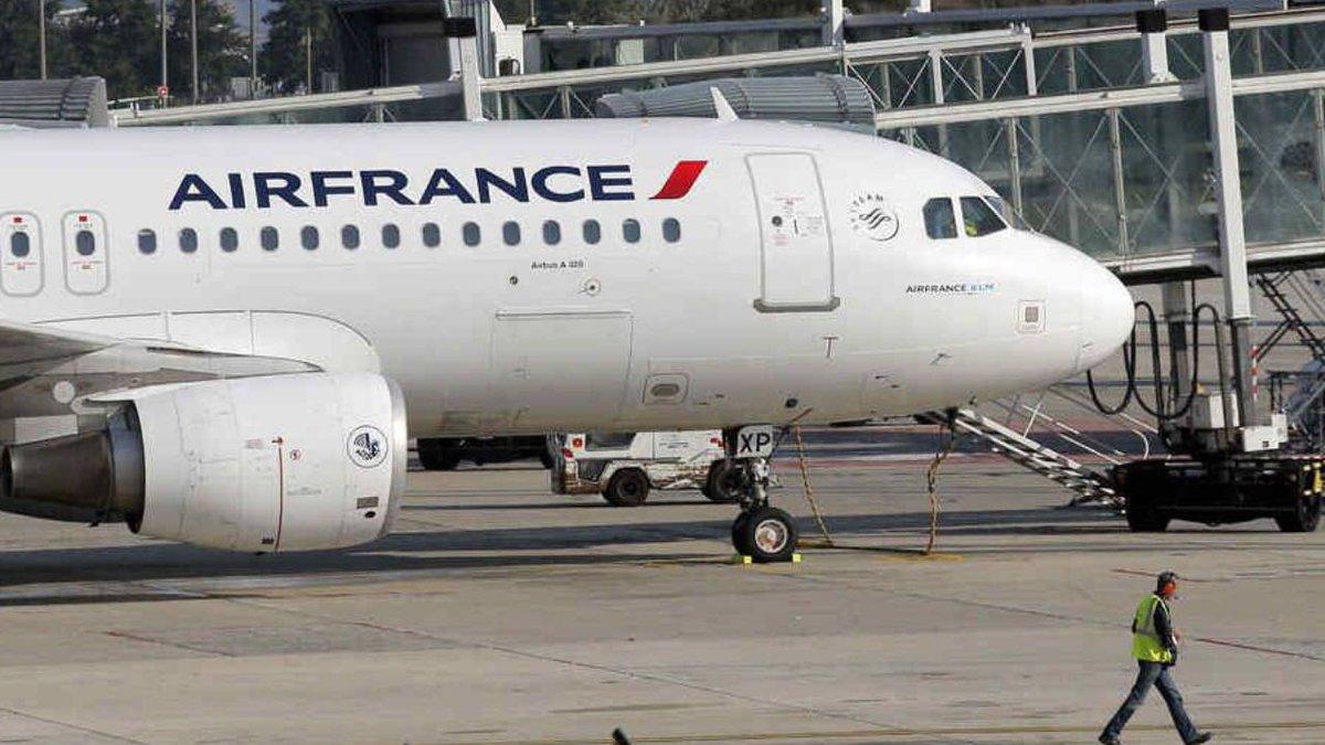 #Ezeiza | Falsa amenaza de bomba en embarque de un vuelo de Air France