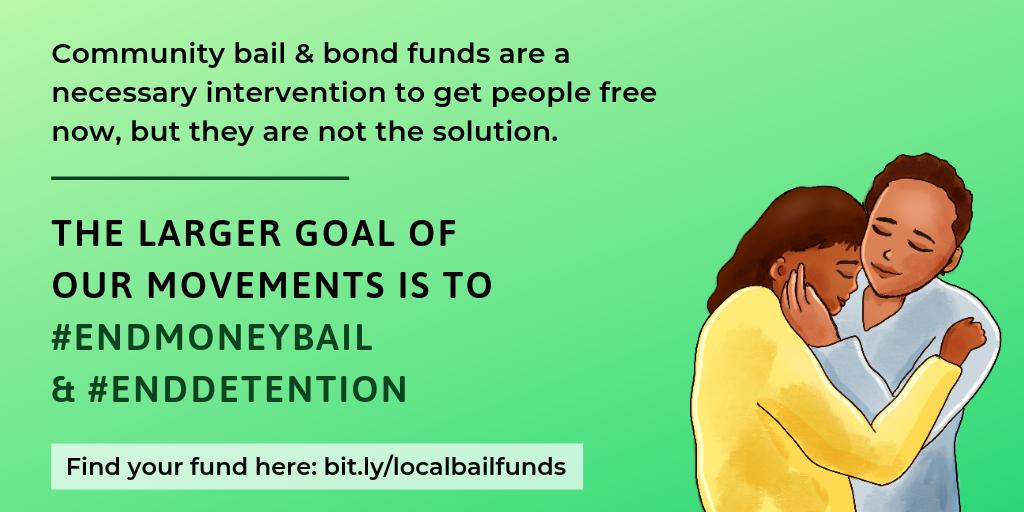 National Bail Fund Network (@bailfundnetwork) on Twitter photo 30/06/2019 03:42:37