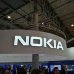 Image for the Tweet beginning: Nokia Slams Huawei For 'Serious'
