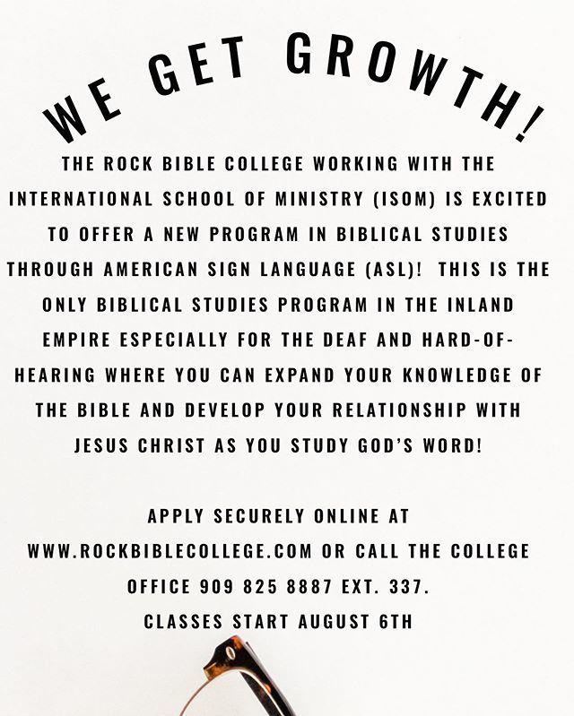 Rock Bible College (@RocBibleCollege) | Twitter